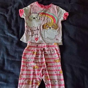 Paw Patrol Skye Everest pyjamas 2T